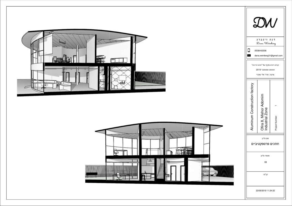 פרויקט אישי של מעצבת בוגרת קורס רוויט