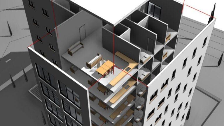תוכנה לאדריכלים רוויט LT לא מאפשרת עבודה משותפת בענן
